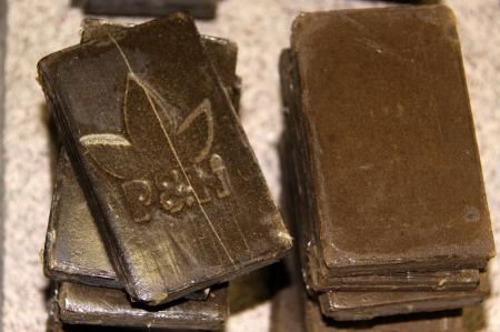Полицейские задержали северчанина с 250 граммами «гашиша»