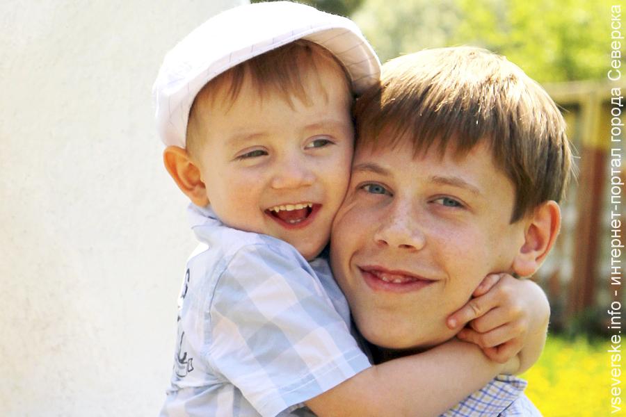 Алексей Соколов: Будьте счастливы вместе с вашими детьми!