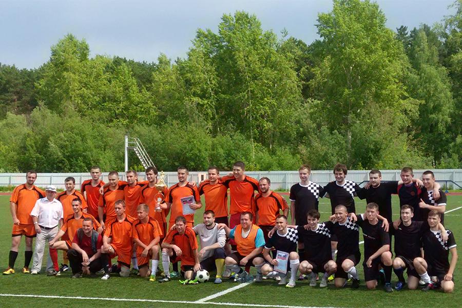 Обладателем Кубка ЗАТО Северск по футболу стала команда «Энергия»