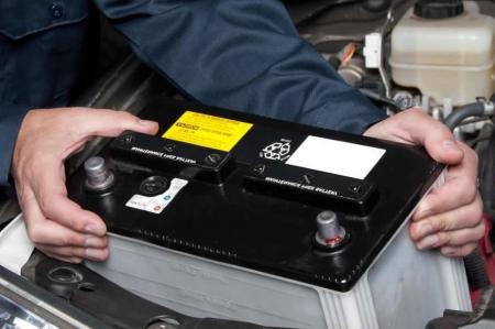 Полицейские задержали северчанина, который похищал аккумуляторы с автомобилей