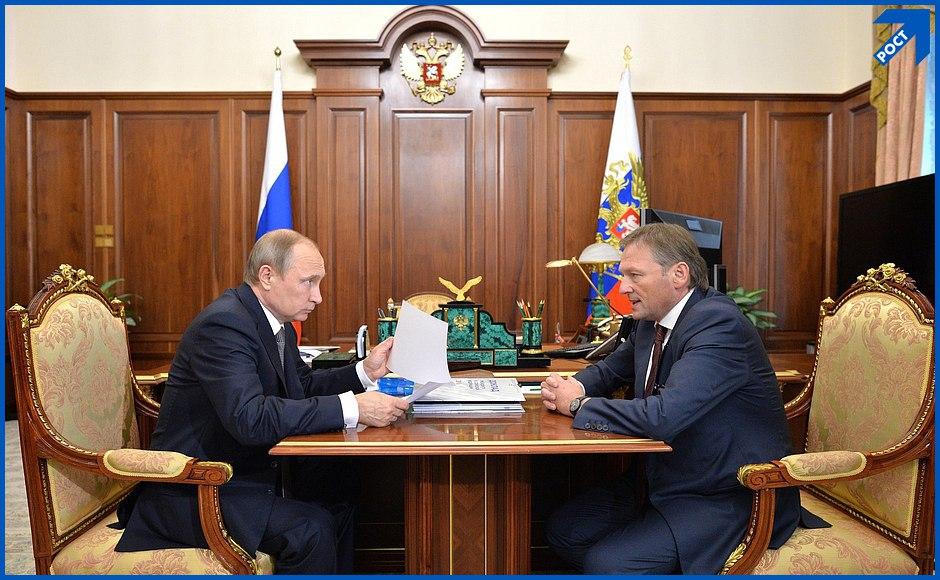 Борис Титов предложил Путину усилить накзание за преследование бизнеса