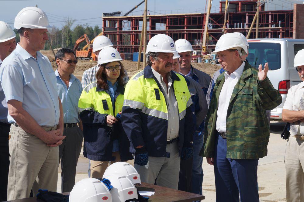 Строительство реактора БРЕСТ-300 может начаться в 2017 году