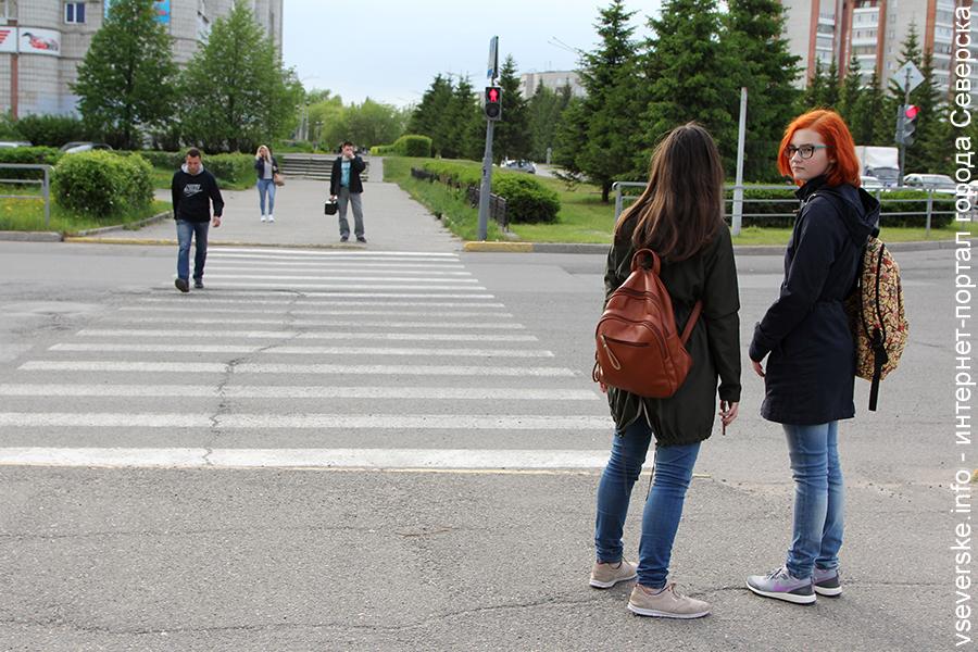 За сутки задержали 45 пешеходов-нарушителей