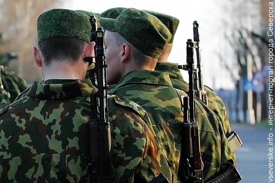 Военнослужащий северской дивизии задержан за взятку на ЦКПП