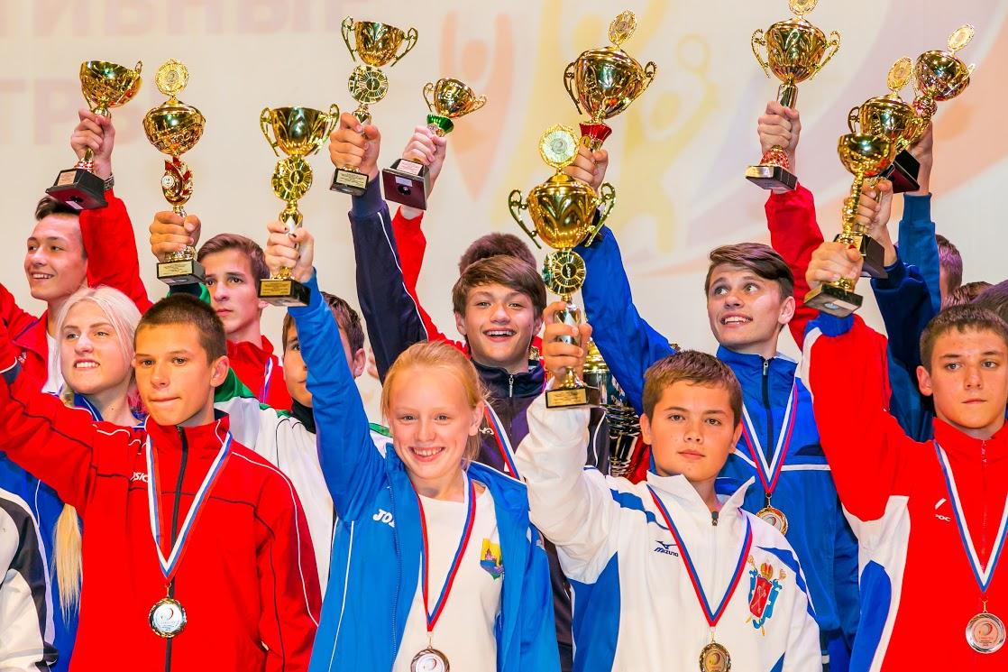 198-я школа стала призером «Президентских спортивных состязаний»