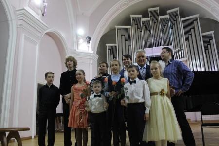 Юная северчанка стала стипендиатом фонда Дениса Мацуева