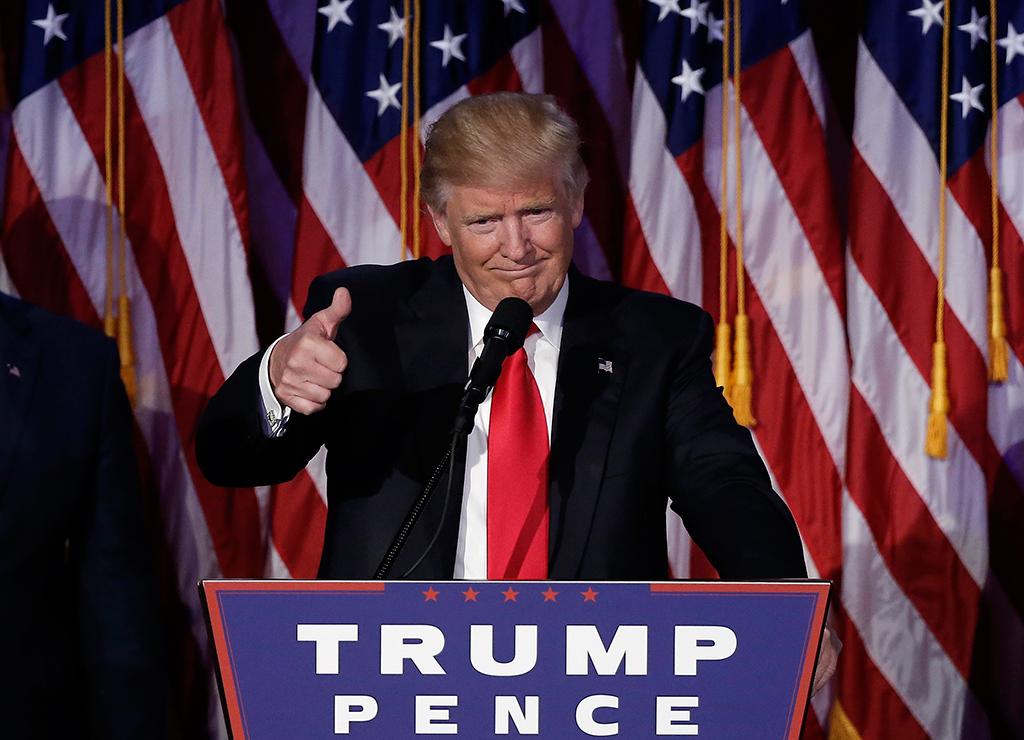 Президентом США станет Дональд Трамп