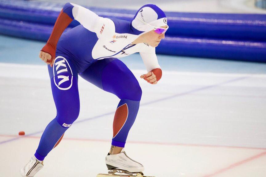 Северчанка взяла золото на этапе кубка мира по конькобежному спорту
