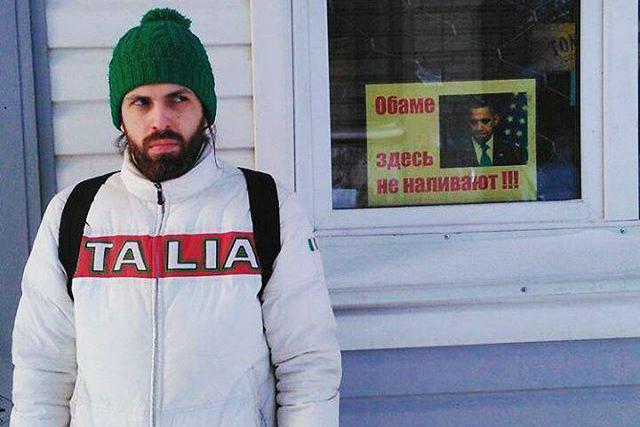 Sasha Sveck посетил Северск