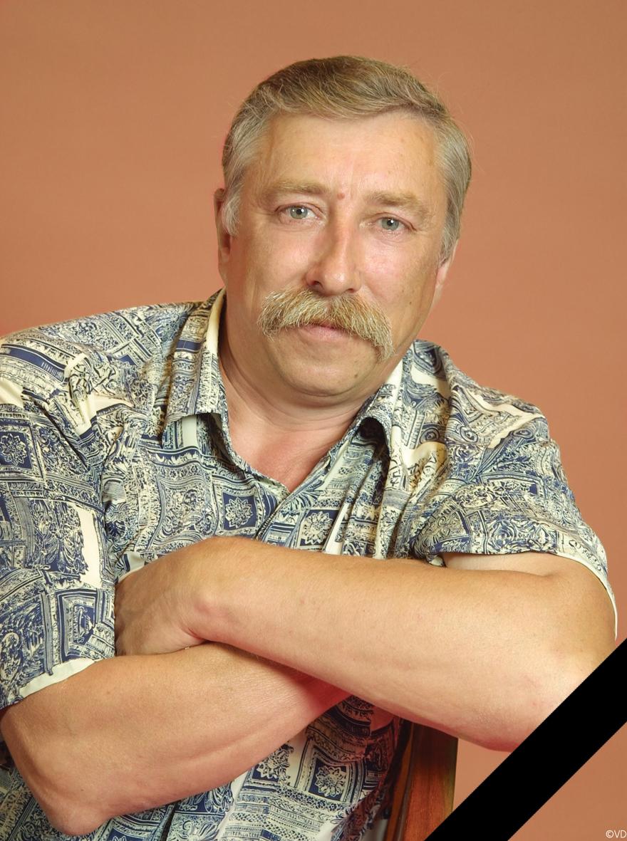 Ушел из жизни главный художник Северского театра для детей и юношества