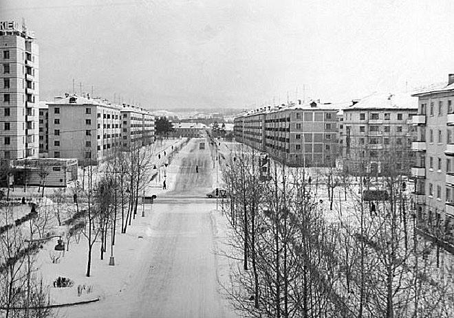 История в фотографиях. Улица Царевского