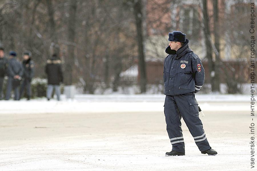 ГИБДД усиляет бдительность на новогодние праздники