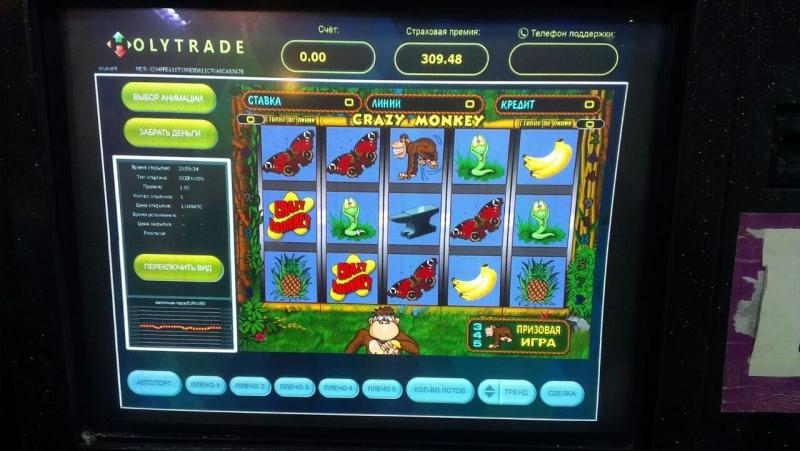 Бойцы ОМОН ликвидировали зал с игровыми автоматами
