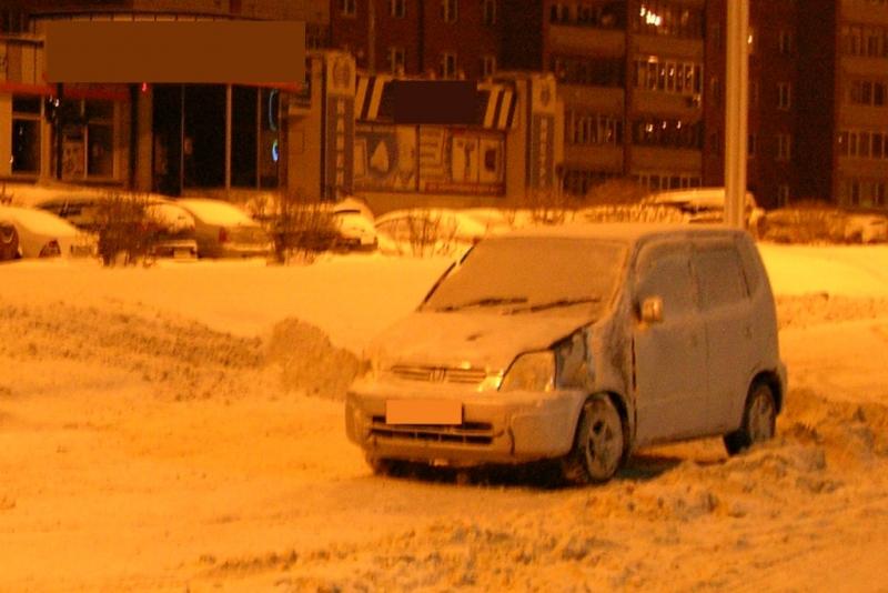 19-летний северчанин угнал автомобиль у собственной матери и попал в ДТП