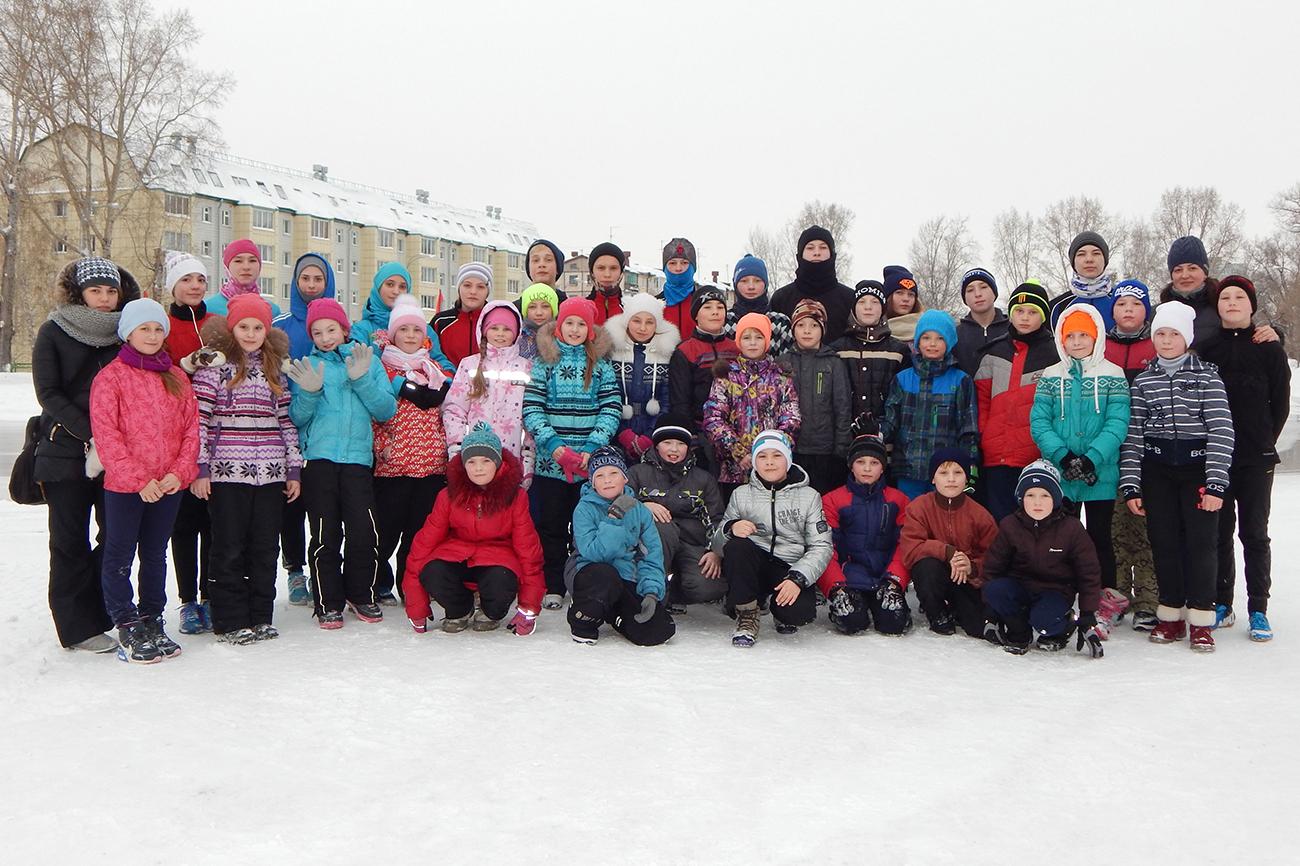Юные конькобежцы вернулись с победами