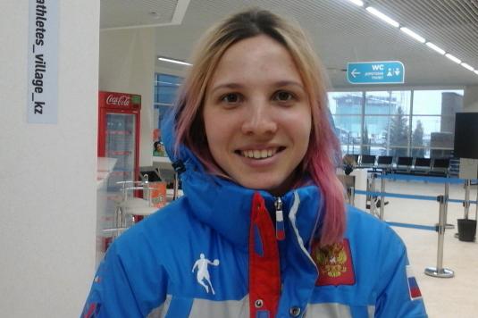 Александра Качуркина завоевала второе золото