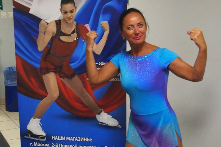 Фигуристка-любительница заняла призовые места на неофициальном Чемпионате России