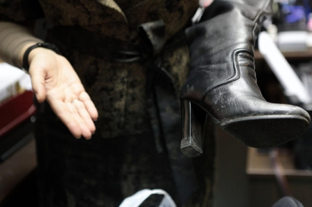 40-летняя жительница города получила условный срок за похищение обуви