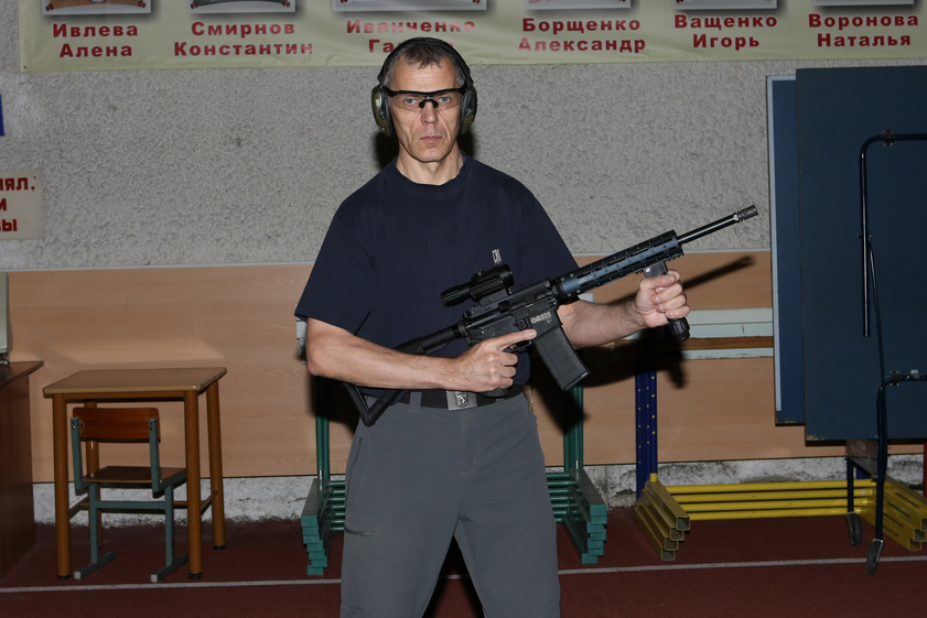 В Северске прошел чемпионат области по стрельбе