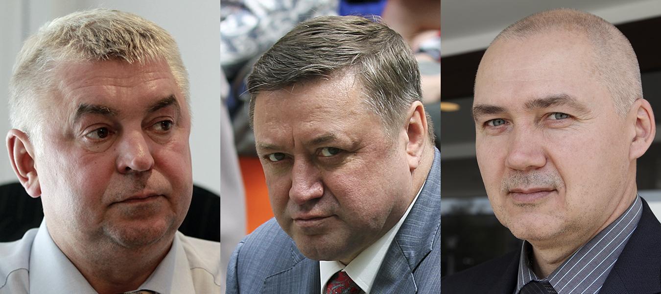 Владимир Долгих: «Тройки» северского выбора