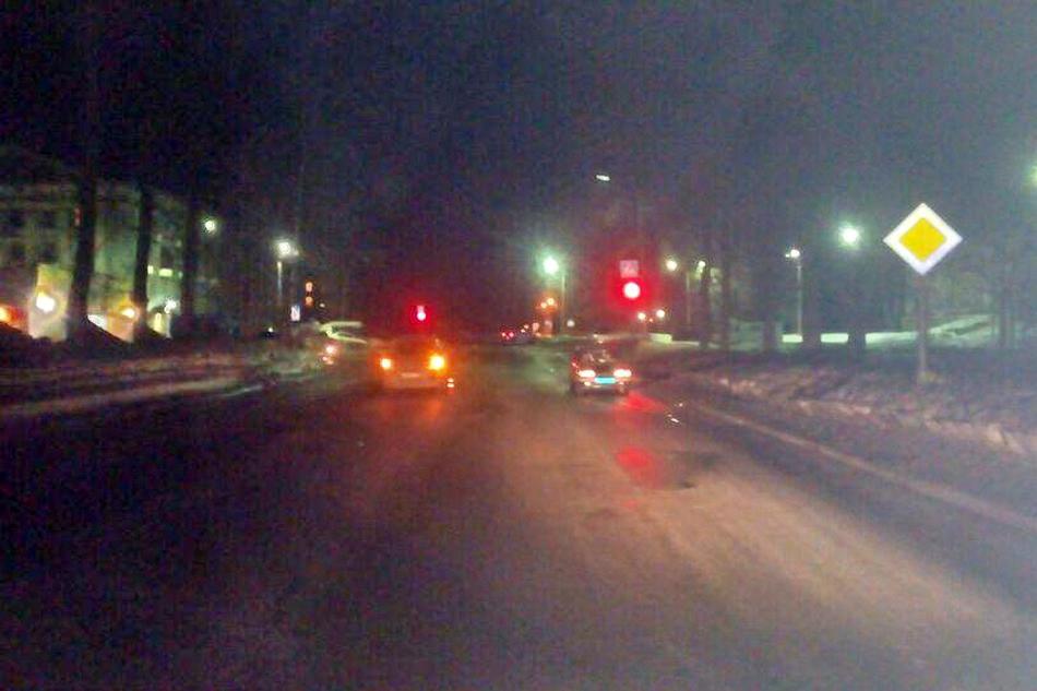 Lexus насмерть сбил мужчину рядом с пешеходным переходом