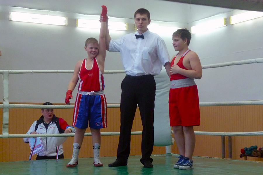 Юные боксёры сразились на первенстве под девизом «Спорт против наркотиков»
