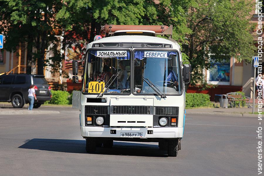 Перевозчик пытается изменить маршрут №400