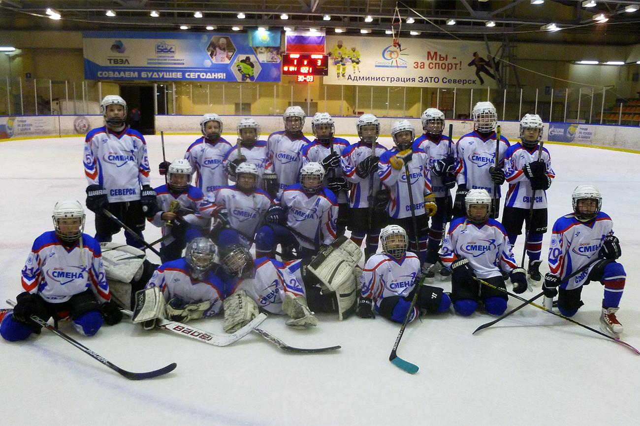 Свершилось! Юные хоккеисты стали бронзовыми призёрами Первенства