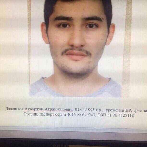 Теракт в метро осуществил смертник из Средней Азии