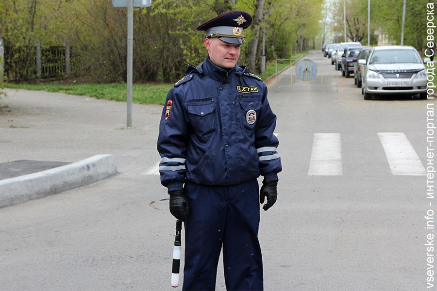В начале мая в центре города будут временно перекрывать дорожное движение