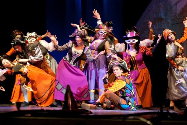 Северские театры получат 8,6 миллионов рублей на новые постановки