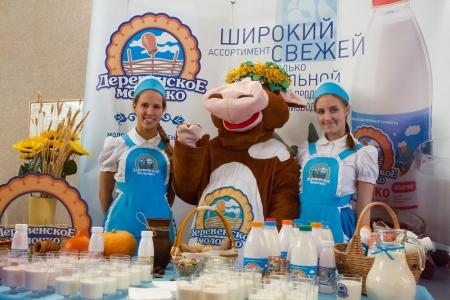 В Северске откроется фирменный магазин «Деревенского молочка»