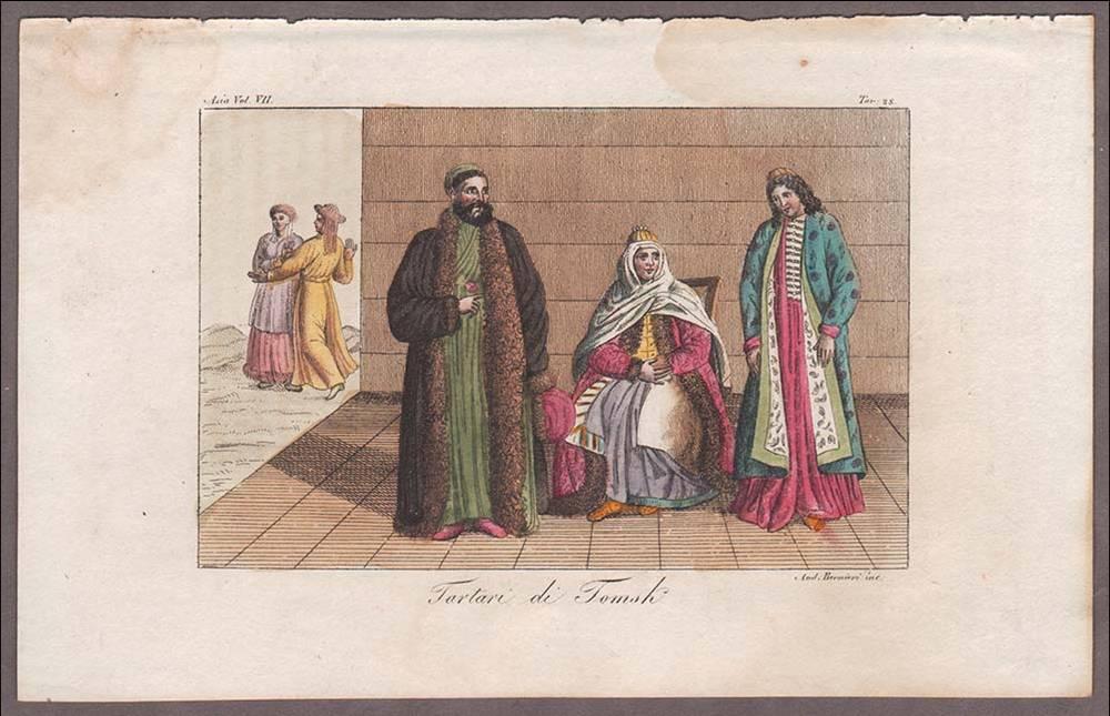 Томские татары