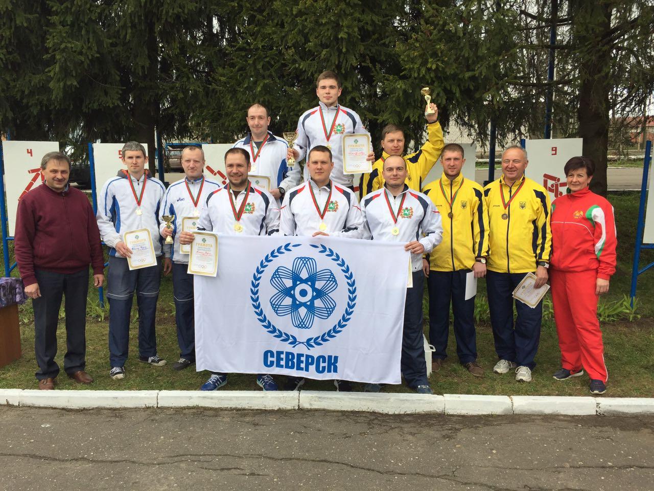 Северские городошники доказали, что являются сильнейшими в России