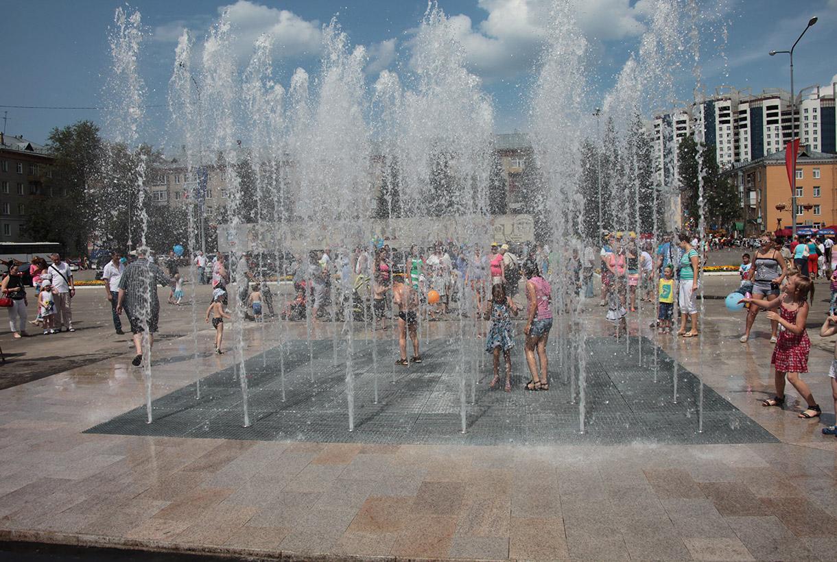 В 2018 году в городе появится «шахматный» фонтан