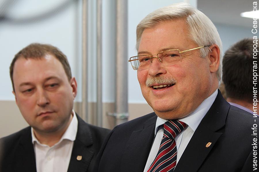 Глава региона поддержал проекты благоустройства Северска