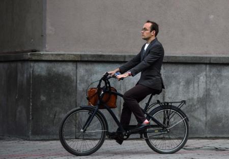 Кто завтра поддержит акцию «На работу на велосипеде»