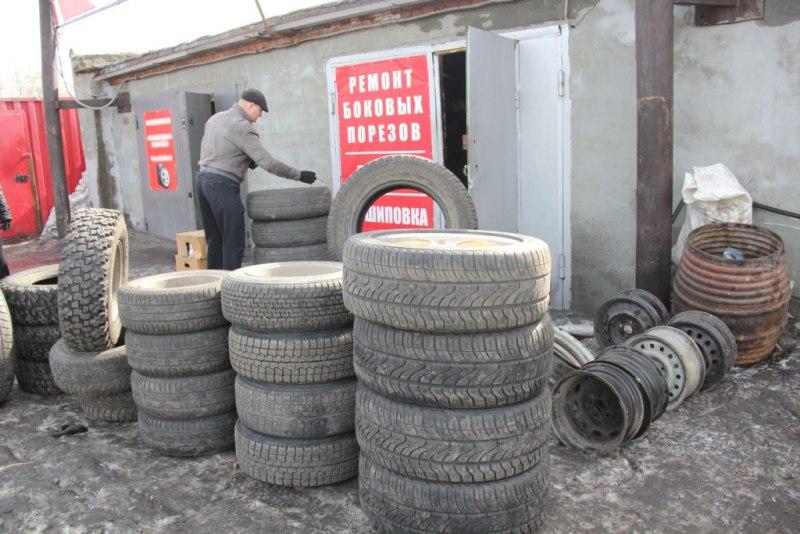 Подозреваемые в краже 200 автоколес жители Северска пойдут под суд