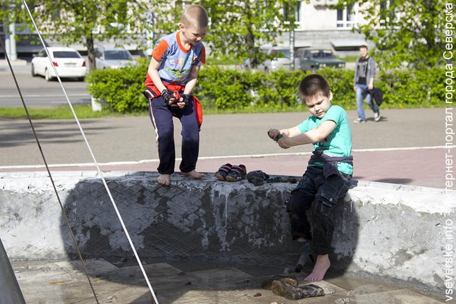 Полиция обращает внимание родителей на безопасность детей в летний период