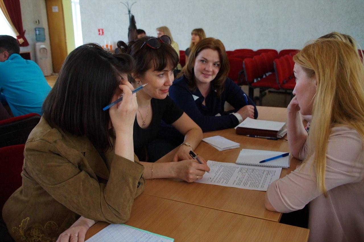 Развитие профессиональной компетентности педагогов