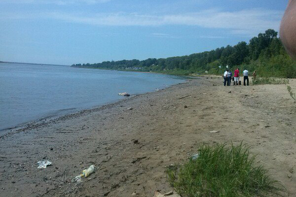 В районе КПП «Дельфин» в Томи нашли тело мужчины