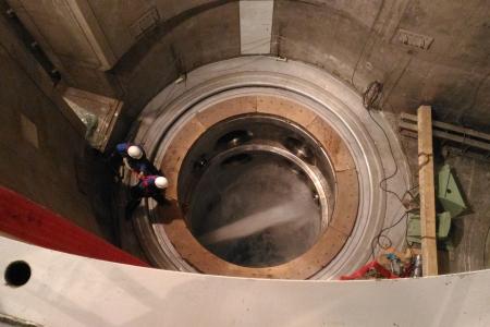 Северские атомщики переработают остатки остановленных реакторов