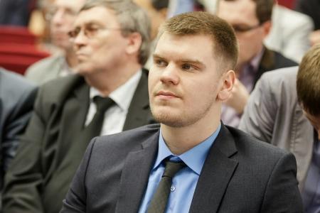 Максим Лучшев стал кандидатом на пост губернатора Томской области