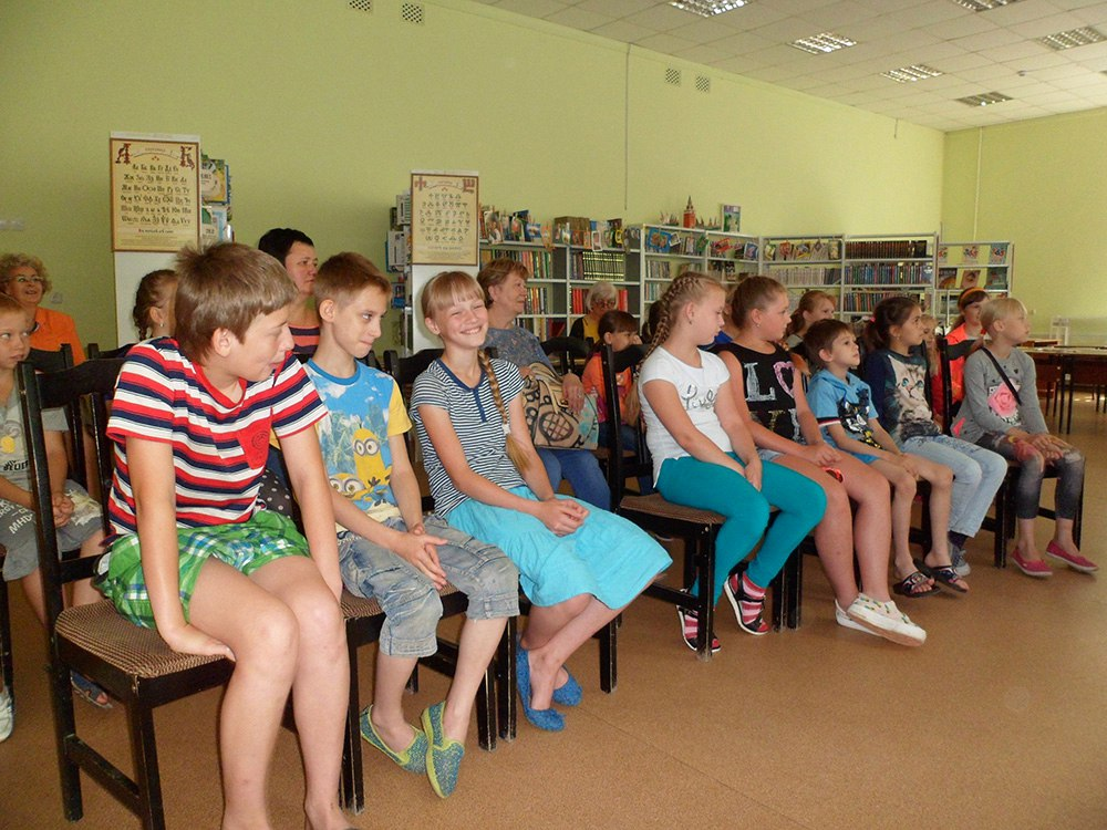 Северские дети – самые читающие на свете!