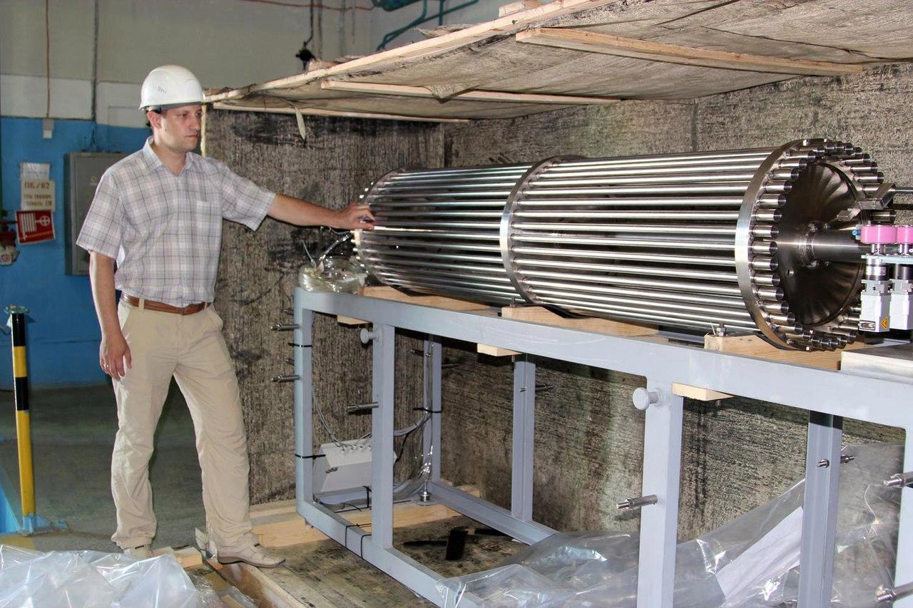 На СХК поступило оборудование для модуля фабрикации топлива ОДЭК