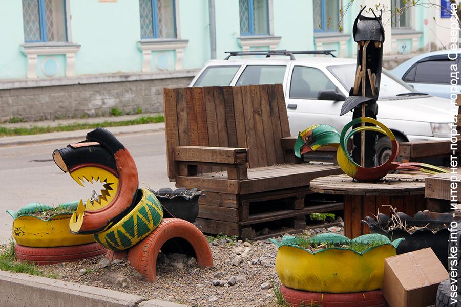 В городе стартует конкурс «Северский дворик»