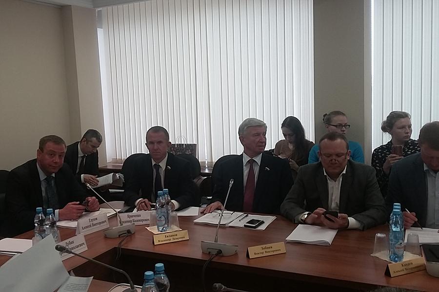 Комитет Госдумы рекомендовал принять изменения в закон о ТОР