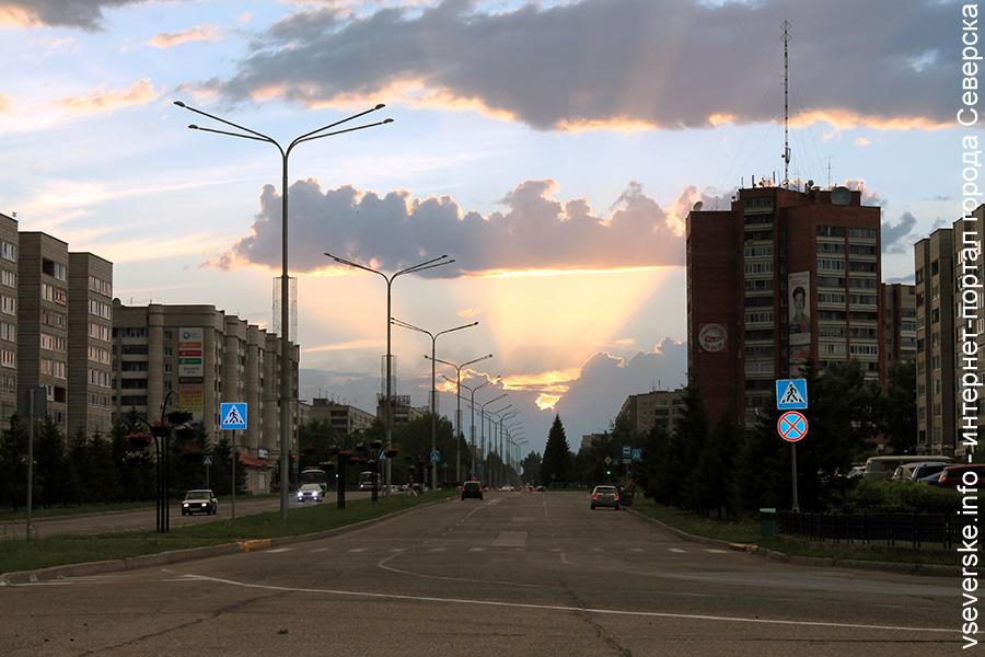 Томская область планирует привлекать средства Фонда развития моногородов на инфраструктуру Северска