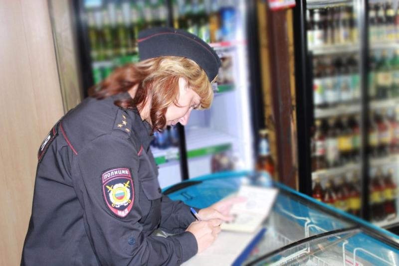 В одном из магазинов 16-летней девушке продали алкоголь