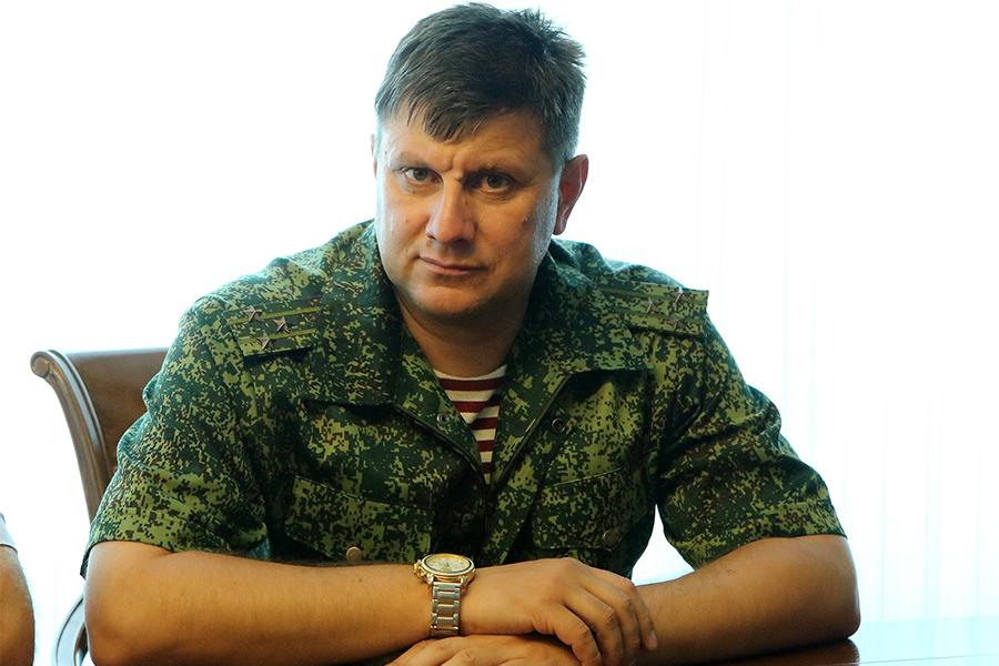 Полковник Алексей Калуга стал новым командиром северской дивизии